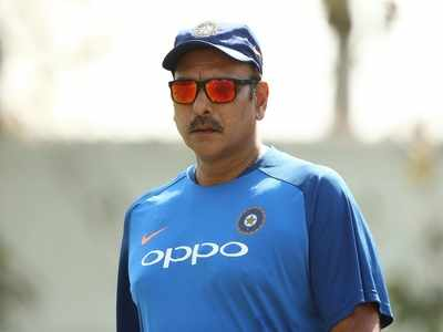 Ravi Shastri re-appointed as Team India's head coach