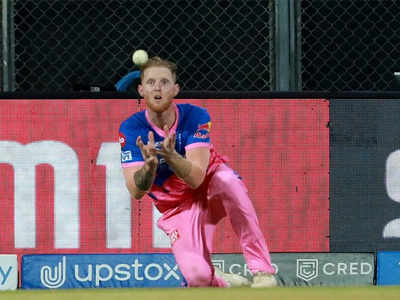 Rajasthan Royals' Ben Stokes breaks finger while taking Chris Gayle's catch; ruled out of IPL 2021