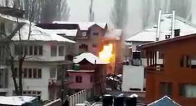 27-hour-long encounter ends in Srinagar: Two Lashkar terrorists killed, search operations on