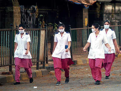 COVID-19: With nurses from Kerala gone, city hospitals struggle to cope