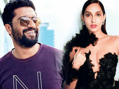 Nora Fatehi is Vicky Kaushal's new leading lady