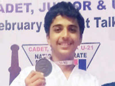 National Karate Championship: Kushal Shah bags bronze medal in junior category