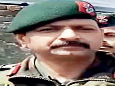 Col among 5 security personnel killed in Kashmir encounter