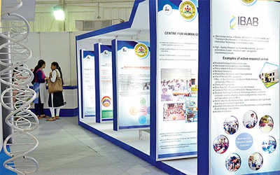 Innovation galore at India Bio 2016