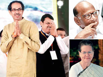 With no sign of a government in Maharashtra, a big question mark remains on what happens next