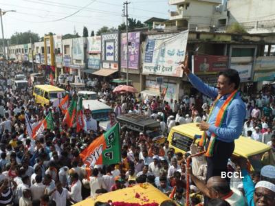 Girish Mahajan seeks sixth term from Jamner