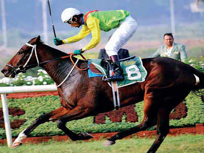 Roberta's Indian derby dream over