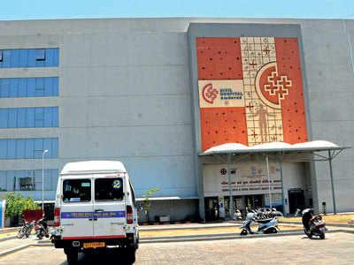 Interns at BJ Medical College catch super spreader syndrome