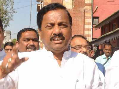 NCP MP Sunil Tatkare tests COVID-19 positive, hospitalised in Mumbai