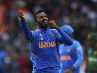 Hardik Pandya's parents happy with his performance in World Cup