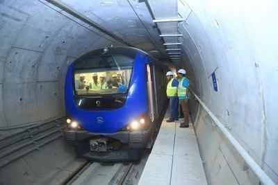 Prime Minister Narendra Modi opens last leg of Phase 1 of Chennai Metro Rail