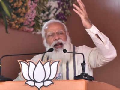 Tamil Nadu Assembly Election 2021 News: PM Modi slams Congress, DMK over Jallikattu ban