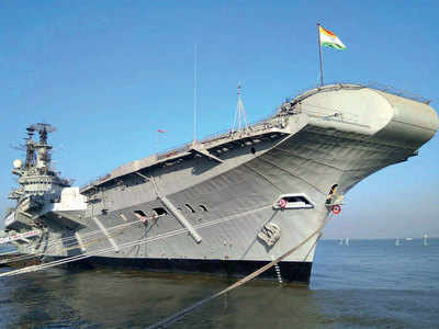 Iconic INS Viraat to be dismantled at Alang