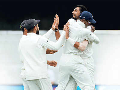 India vs England, 3rd Test: India just one wicket away from win