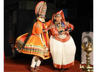 This all-women kathakali troupe defies gender stereotypes