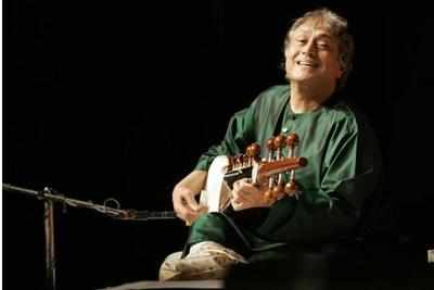Don't learn classical music if you want a career: Amjad Ali Khan