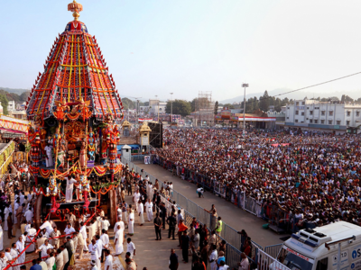 Andhra Pradesh: Tirumala Balaji temple withdrew Rs 1,300 crores from Yes Bank in October 2019