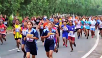 Visakhapatnam: Over 700 athletes participate in cross-country championship for women
