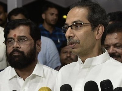 CM Uddhav Thackeray appoints Eknath Shinde, Chhagan Bhujbal as co-ordinators for Belgaum border dispute case