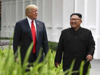 Trump sends letter to Kim Jong-un: Report