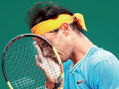 Nadal knocked out by Fognini in Monte Carlo semi-finals