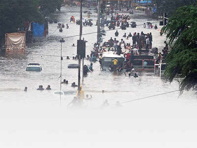 Rs 14,000 crore lost to floods in 10 years