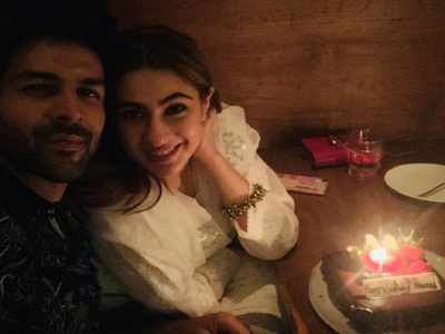 Happy Birthday Sara Ali Khan: Kartik Aaryan wishes the actress with an adorable post
