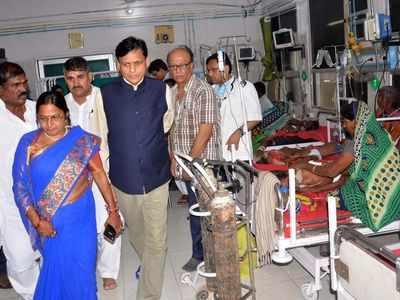 Bihar: Child death toll rises to 83 in Muzaffarpur, CM Nitish Kumar announces Rs 4 lakh ex-gratia