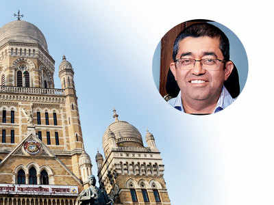 BMC's income down by half amid economic slowdown; downturn in real estate takes its toll