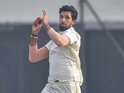 India vs New Zealand: Ankle tear rules Ishant Sharma out of Test series
