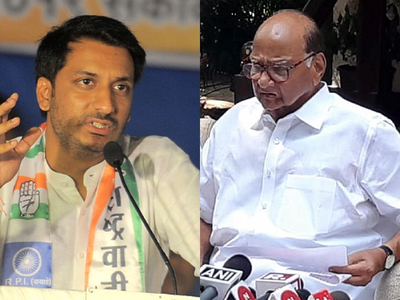 Parth Pawar is immature: Sharad Pawar on his demand for CBI probe in SSR case