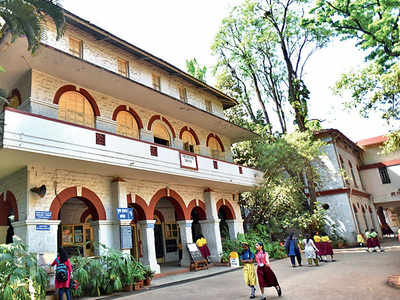 Huzurpaga school gets city's first mathematics lab
