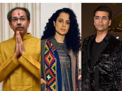 Kangana Ranaut: Come Uddhav Thackeray and Karan Johar gang, whether I live or die I will expose you regardless