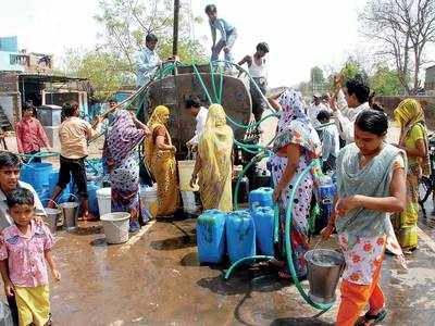 Water crisis closing in, where are the borewells?
