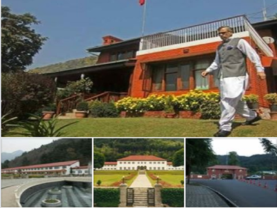 Fake news buster: Are these bungalows of Ghulam Nabi Azad, Omar Abdullah, Farook Abdullah and Mehbooba Mufti?