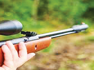 Angry with paramour's husband, man shoots him