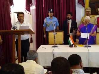 Goa speaker Pramod Sawant succeeds Manohar Parrikar as CM