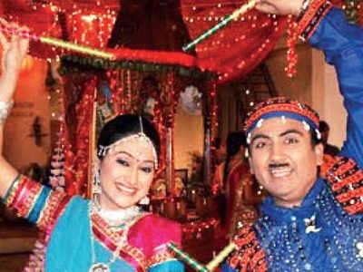 Taarak Mehta Ka Ooltah Chashmah's Jethalal finds new Dayaben on the sets of India's Best Dancer