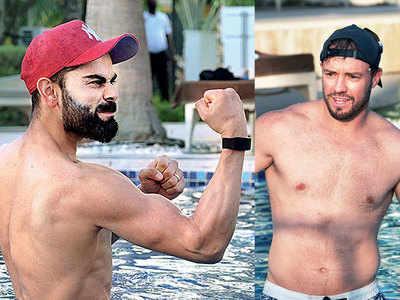 Adjusting to UAE heat biggest challenge: AB