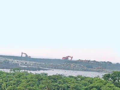 Development comes at a coast in Bandra