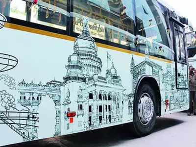 Tour eight new destinations with the new BMTC Darshini