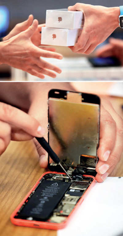 Fight for the right to repair