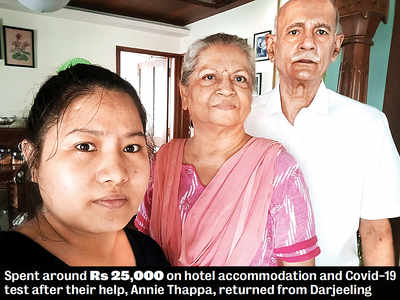 Bai my side: Families quarantine domestic staff at South Bombay hotels