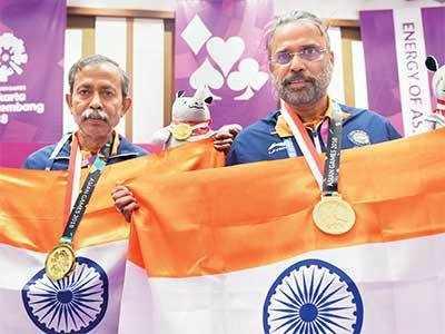 Asian Games 2018: Pranab Bardhan and Shibnath Sarkar win Bridge gold for India