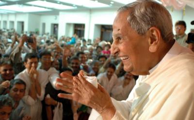 Spiritual leader Dada JP Vaswani passes away