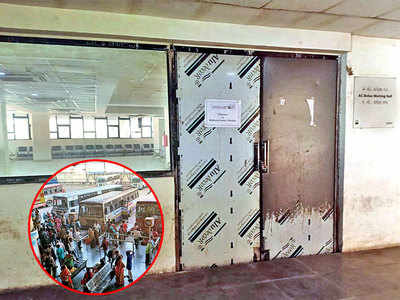 Rs 187 crore 'leaks' through the roof at Gita Mandir GSRTC terminal