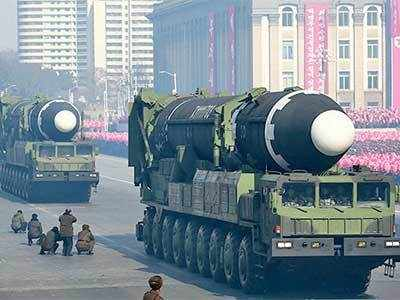 Subdued parade for N Korea?