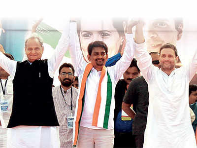 Vision versus division: New blood finds no place in scheme of Grand Old Party Congress