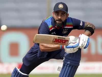 India vs England: Virat Kohli completes 10,000 ODI runs while batting at 3