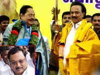 DMK chief Stalin to hold key meeting with aides, may discuss estranged brother Alagiri's induction
